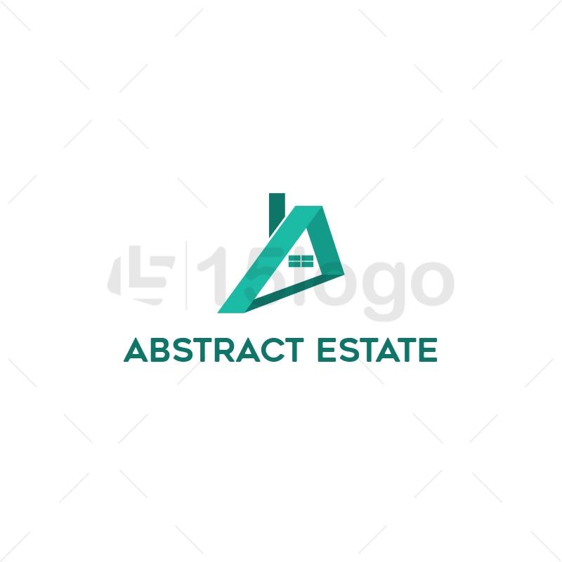 Abstract Estate Logo Design
