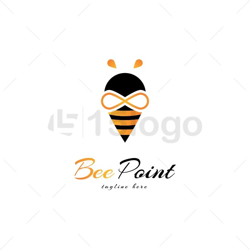 Bee Point Creative Logo