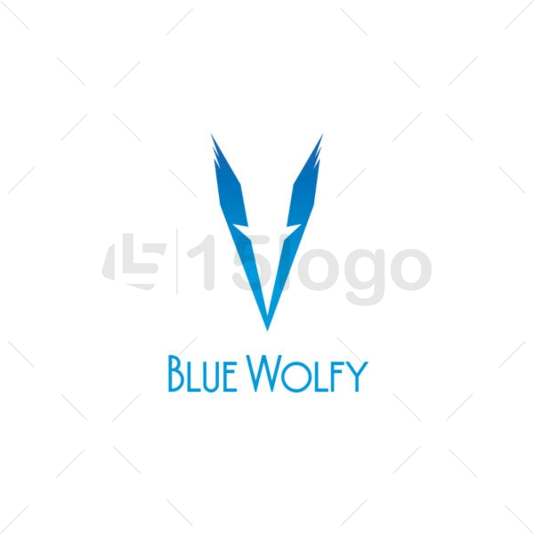 Blue Wolfy
