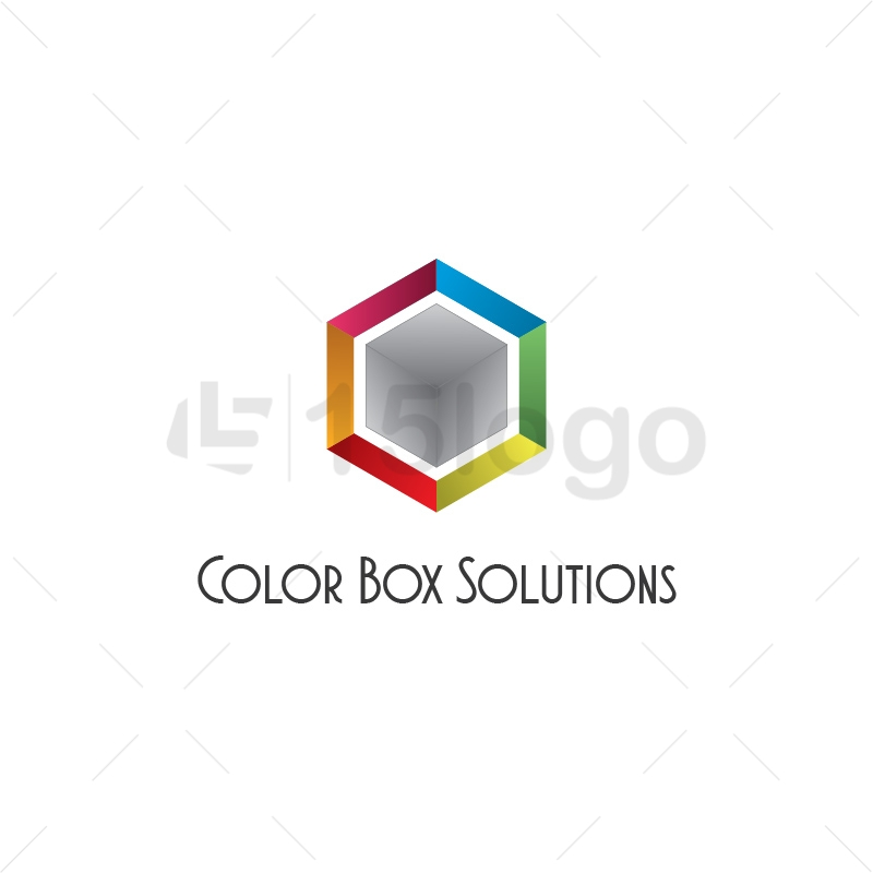 Color Box Solution Logo