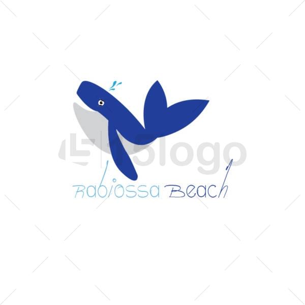 rabiossa beach creative logo online