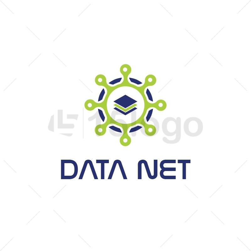 Data Net Logo