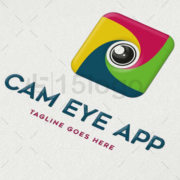 Cam Eye App Shop Logo