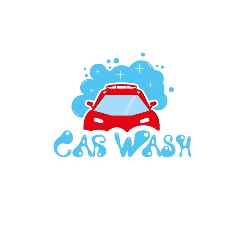 car wash online logo template 15logo