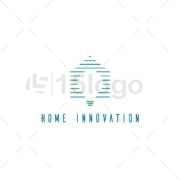 home innovation logo design