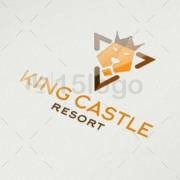 king castle online creative logo