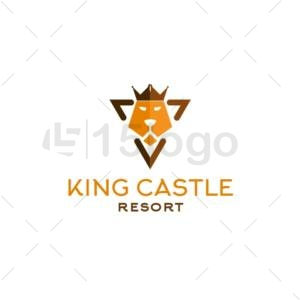 king castle online creative logo