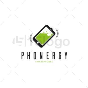 phonergy online logo template