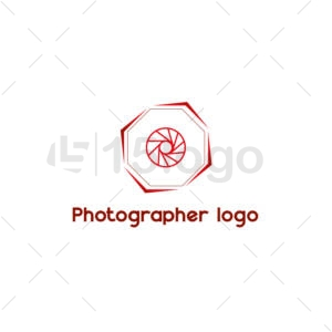photographer online logo design