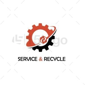 service & recycle