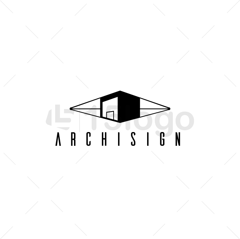 Archisign Logo Template