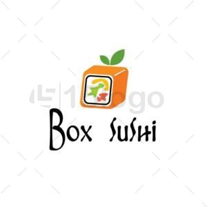 box sushi creative logo