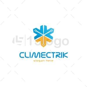 climectrik logo design