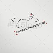 camel production creative logo