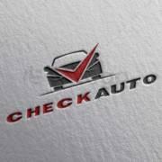 check auto creative logo
