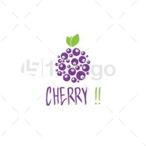 Cherry Logo Template