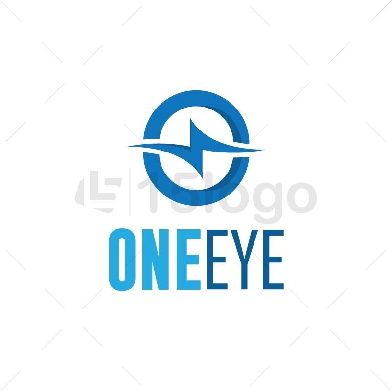 One Eye Logo Design