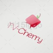 tv cherry creative logo