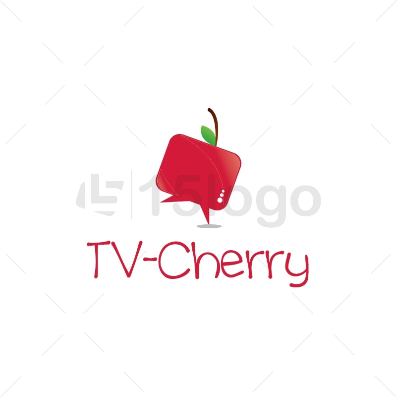 TV Cherry Creative Logo