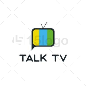 talk-tv-logo-template