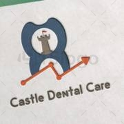 castle dental care logo