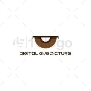 digital eye picture logo