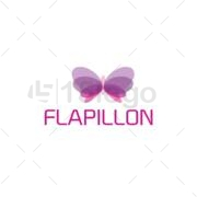 flapillon logo design