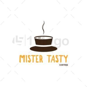 mister tasty logo design