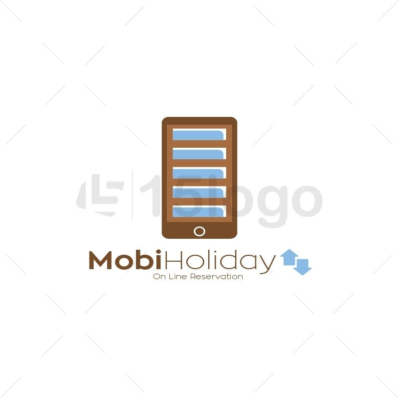 MobiHoliday Logo