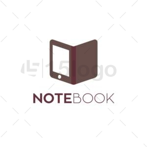 notebook logo design