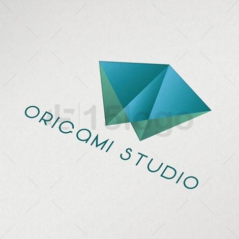 Origami Studio Logo Design 1