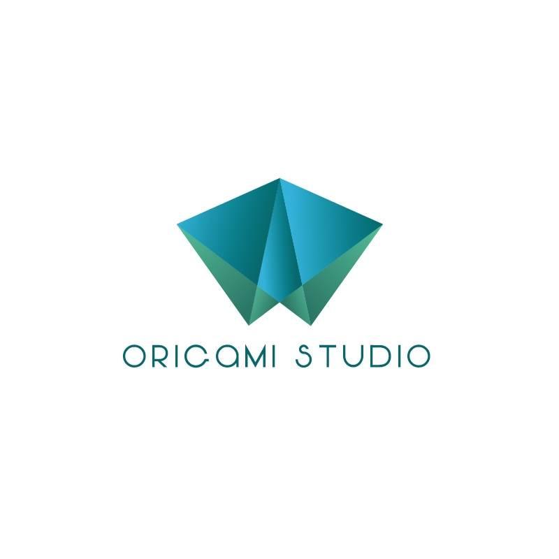 Origami Studio Logo Design