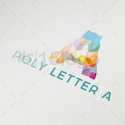 Poly-Letter-A-1