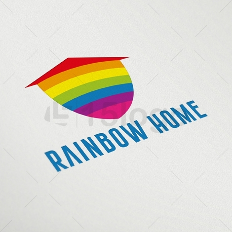 Rainbow-Home-2 Rainbow Logo Design Mobile Home on galaxy mobile home, run down mobile home, breeze mobile home, school bus mobile home, desert mobile home, purple mobile home, hippie mobile home, tiffany mobile home, bad mobile home, snow mobile home,