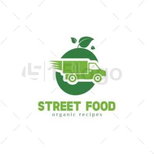 street food creative logo