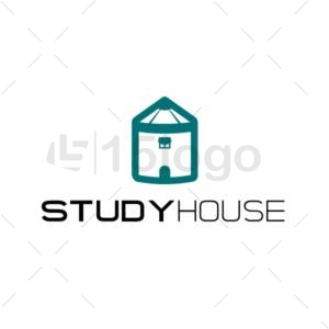 study house logo design