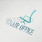Chair Office Logo Design