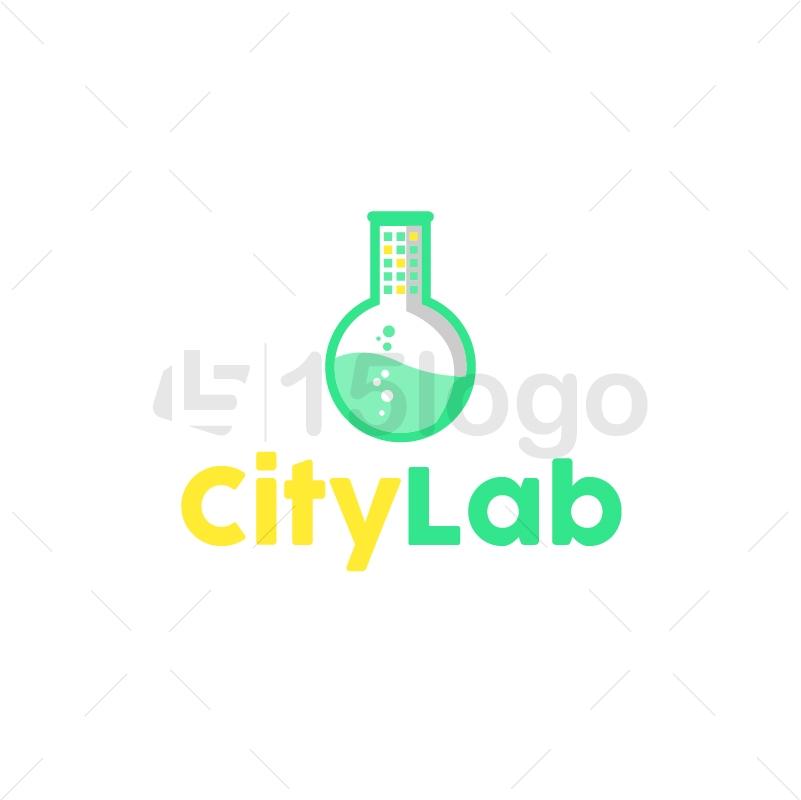 City Lab Logo Design
