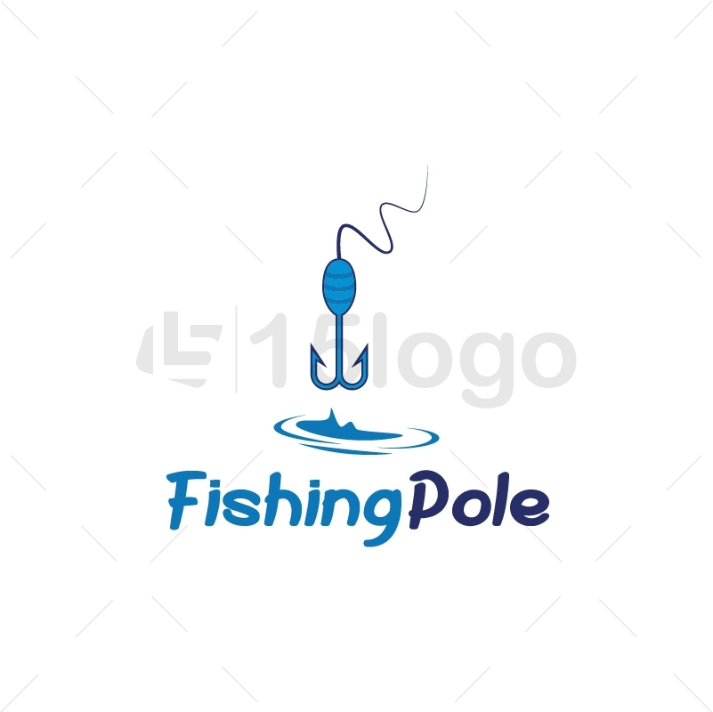 FishingPole Logo