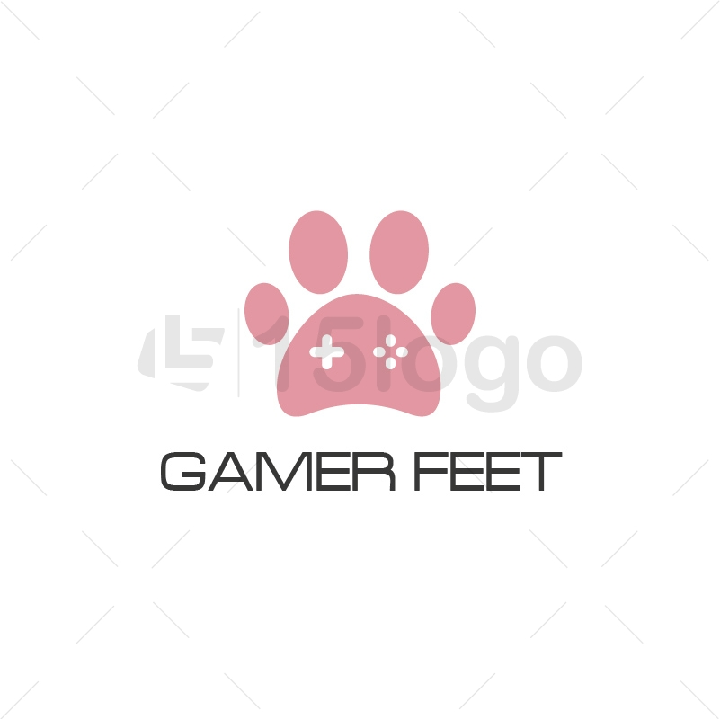 Gamer Feet Logo