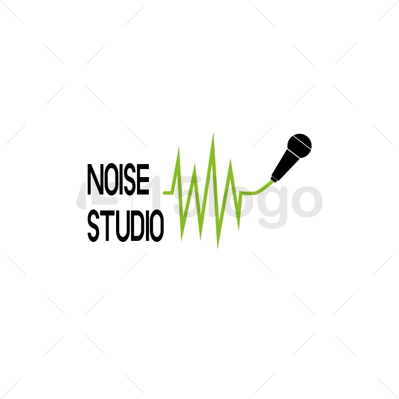 Noise studio Logo