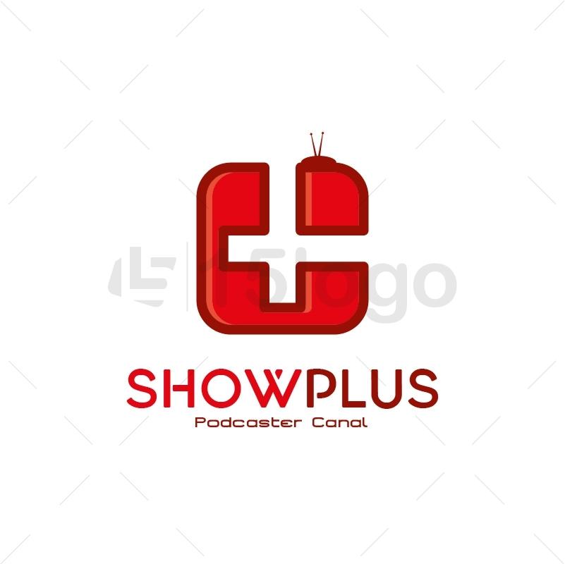 Show plus Logo Design