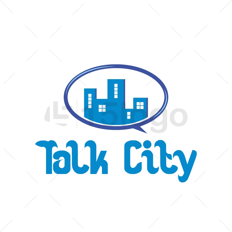 TAlk City Logo