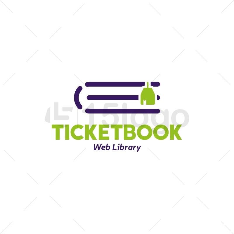 ticketBook Logo