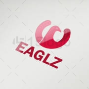 eaglz logo design