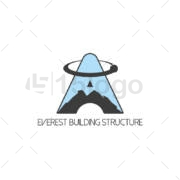 everest building structure logo