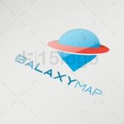 galaxymap creative logo