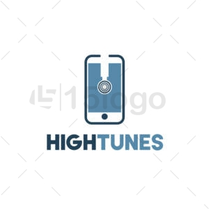 hightunes logo template