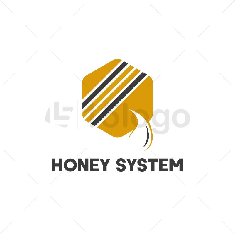 Honey System Logo