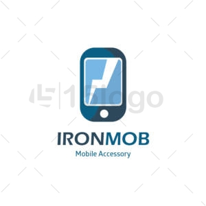 iron mob logo template